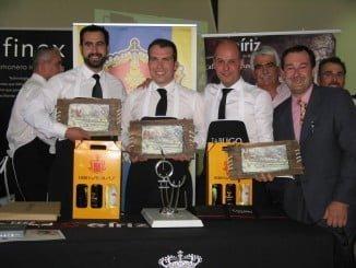 Retrospectiva de la última edición del concurso de cortadores de jamón en esa localidad