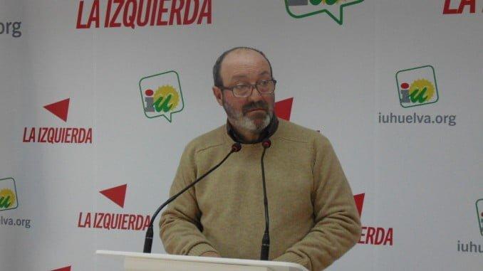 Pedro Jiménez (IU)