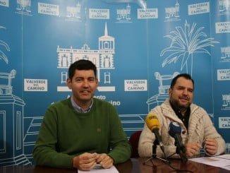 Rueda de Prensa para presentar los presupuestos que Valverde del Camino aprobará en el pleno municipal del lunes