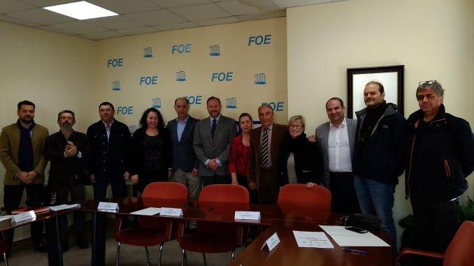 La FOE suscribe un decálogo para defender las necesidades del sector del comercio