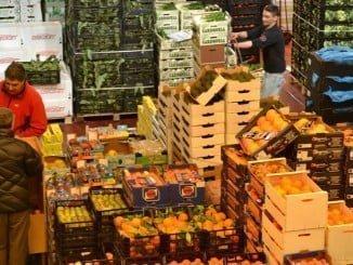 comercio frutas