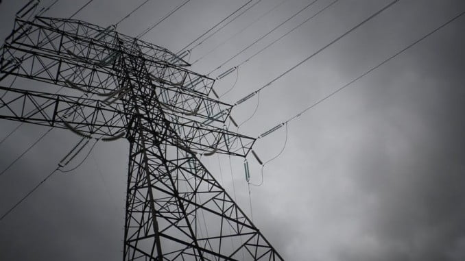 Los numerosos frentes que han atravesado la Península han abaratado la electricidad