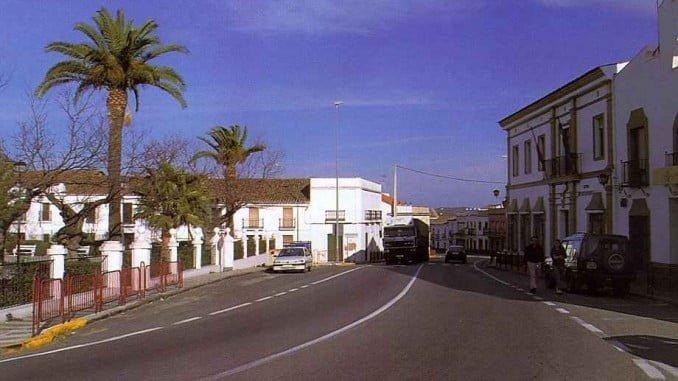 Imagen de Santa Olalla del Cala