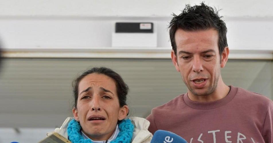 Los padres de Gabriel Cruz han recibido la peor de las noticias