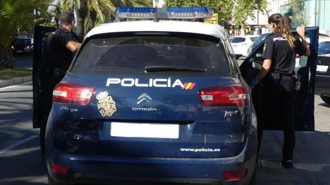 La Policía Nacional ha detenido a un joven como presunto autor de abusos sexuales a dos mujeres