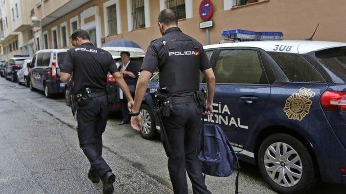 La Policía Nacional ha detenido a un hombre por incumplir la orden de alejamiento de su ex mujer