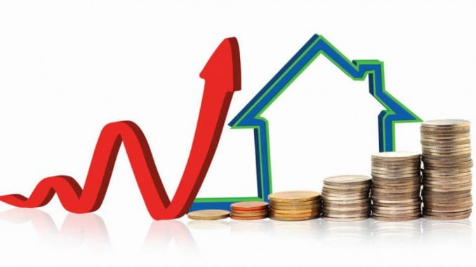 El crecimiento del valor de las viviendas en España sigue su senda alcista