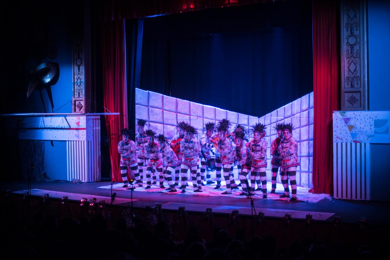 Concurso agrupaciones carnaval ayamonte