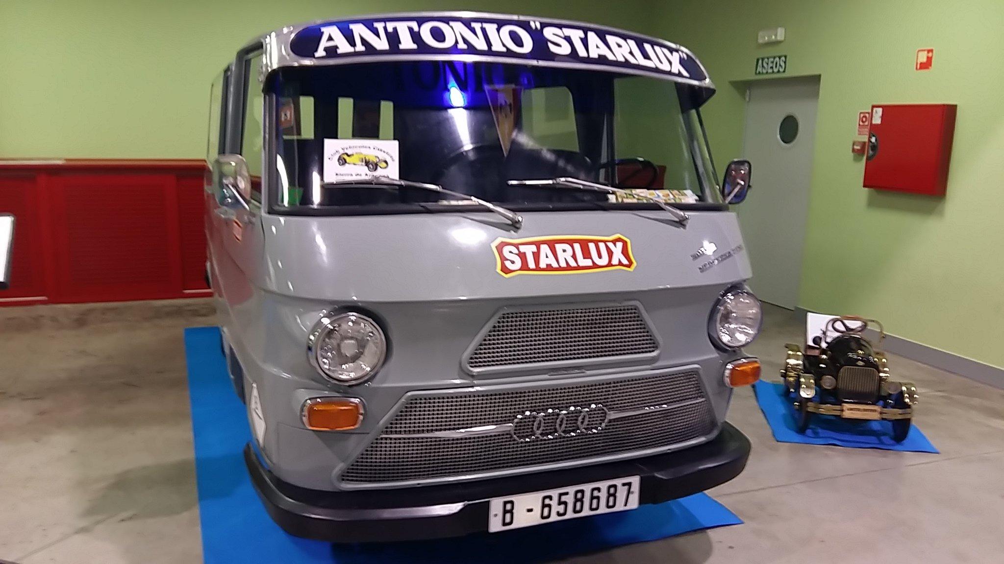 camioneta antonio starlux