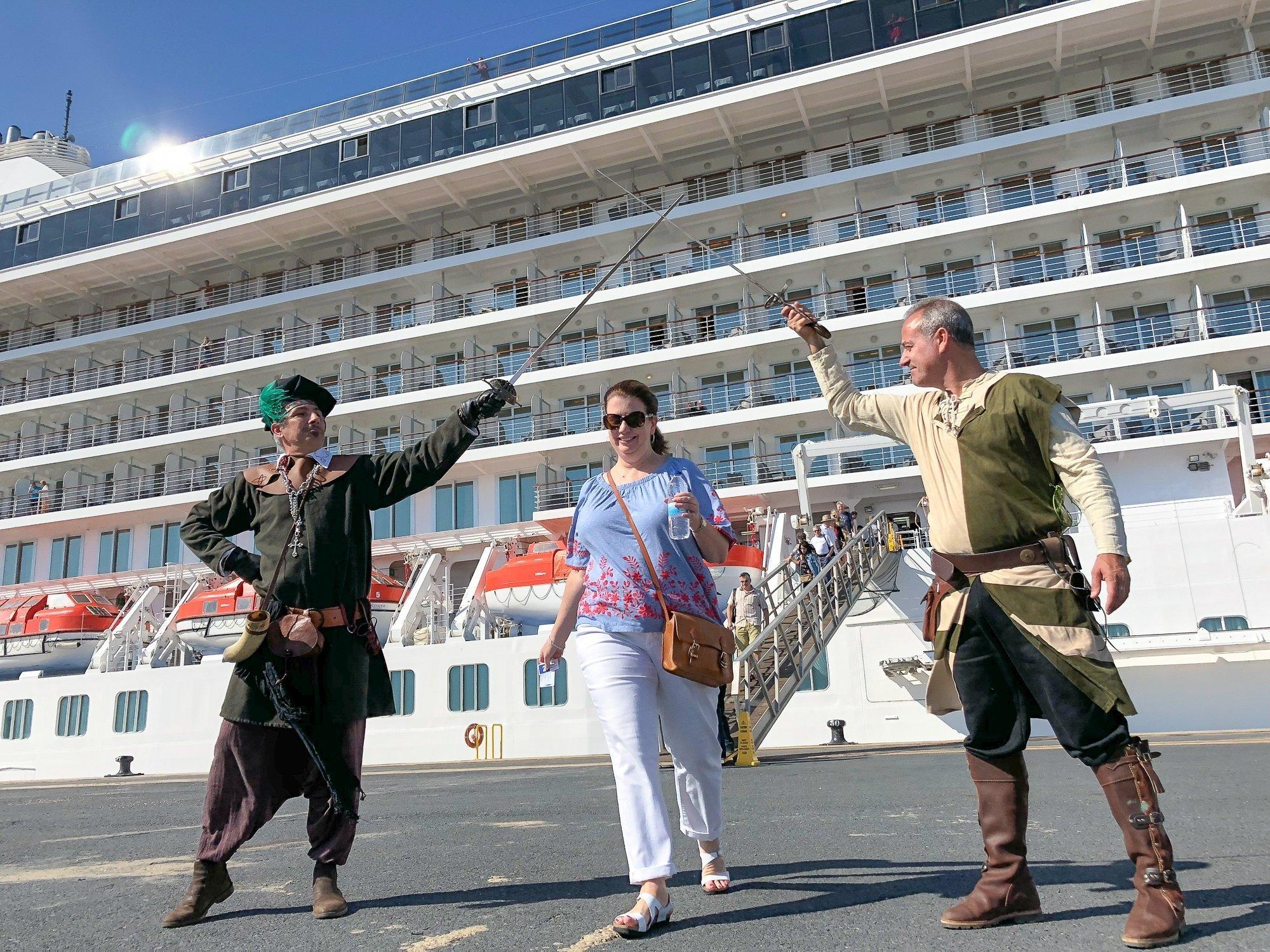 Crucero MS Riviera - Puerto de Huelva-13