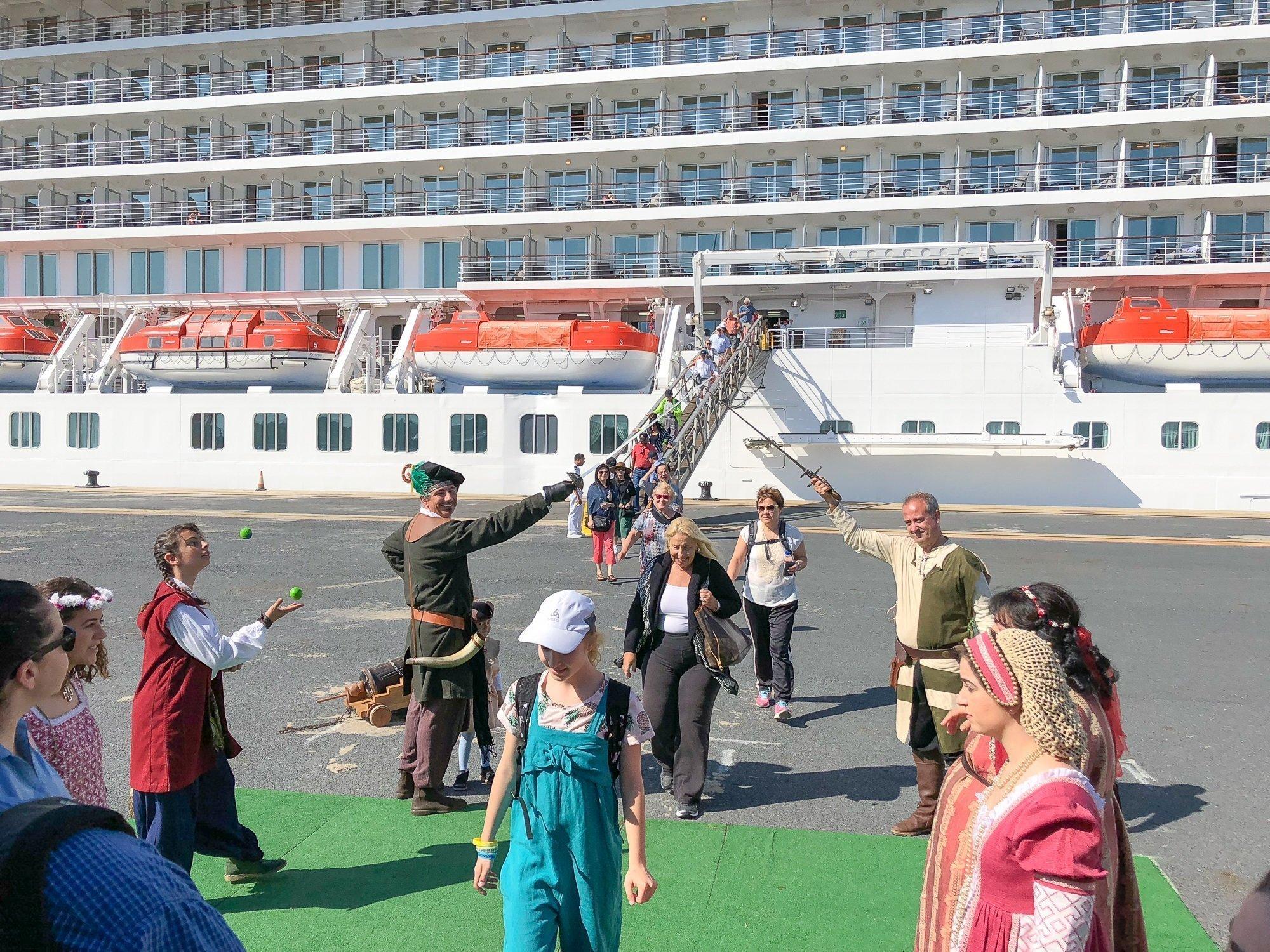 Crucero MS Riviera - Puerto de Huelva-15