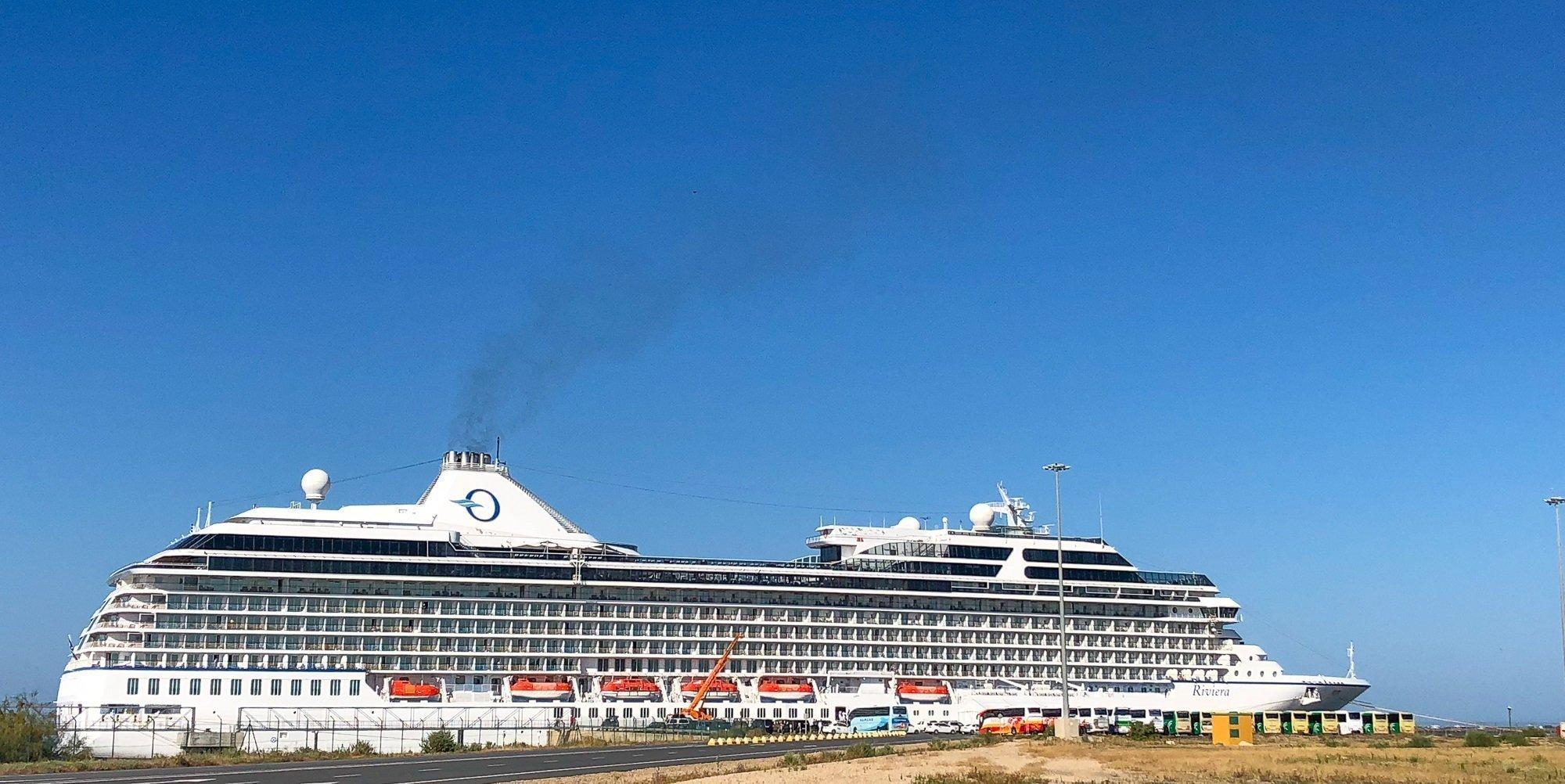 Crucero MS Riviera - Puerto de Huelva-19