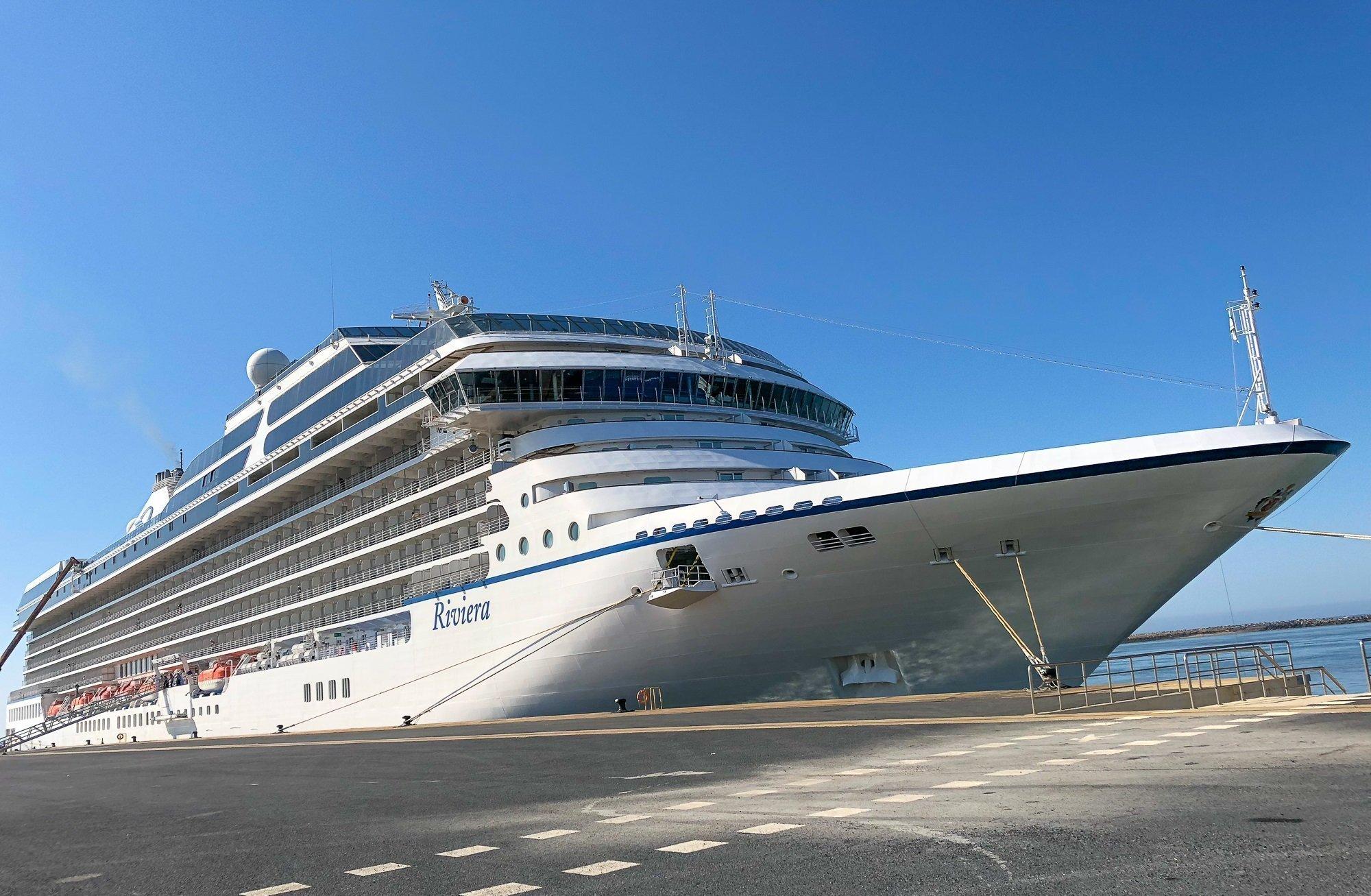 Crucero MS Riviera - Puerto de Huelva-4