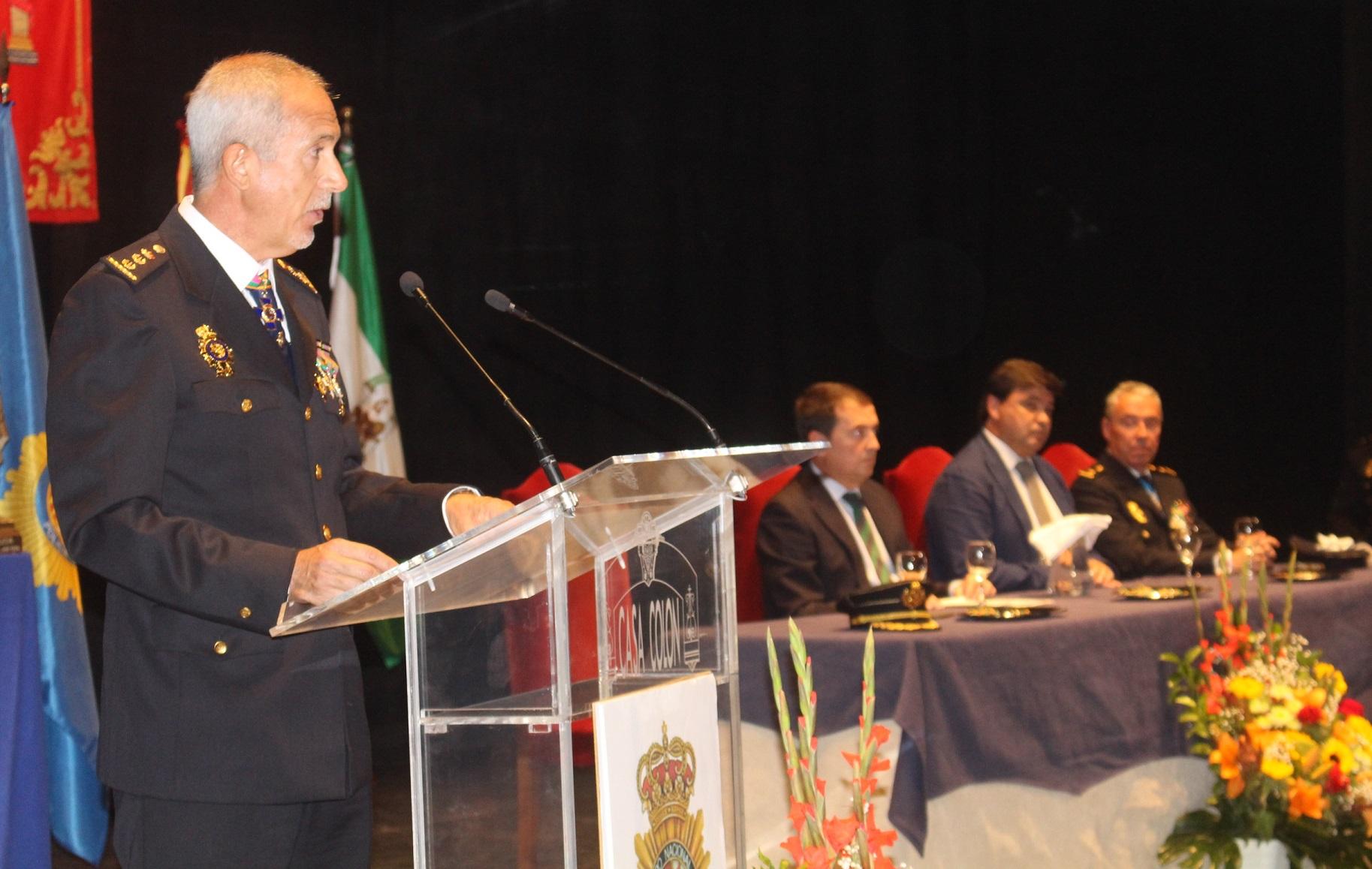 20161003 Día Policía Nacional comisario discurso 2 (1)