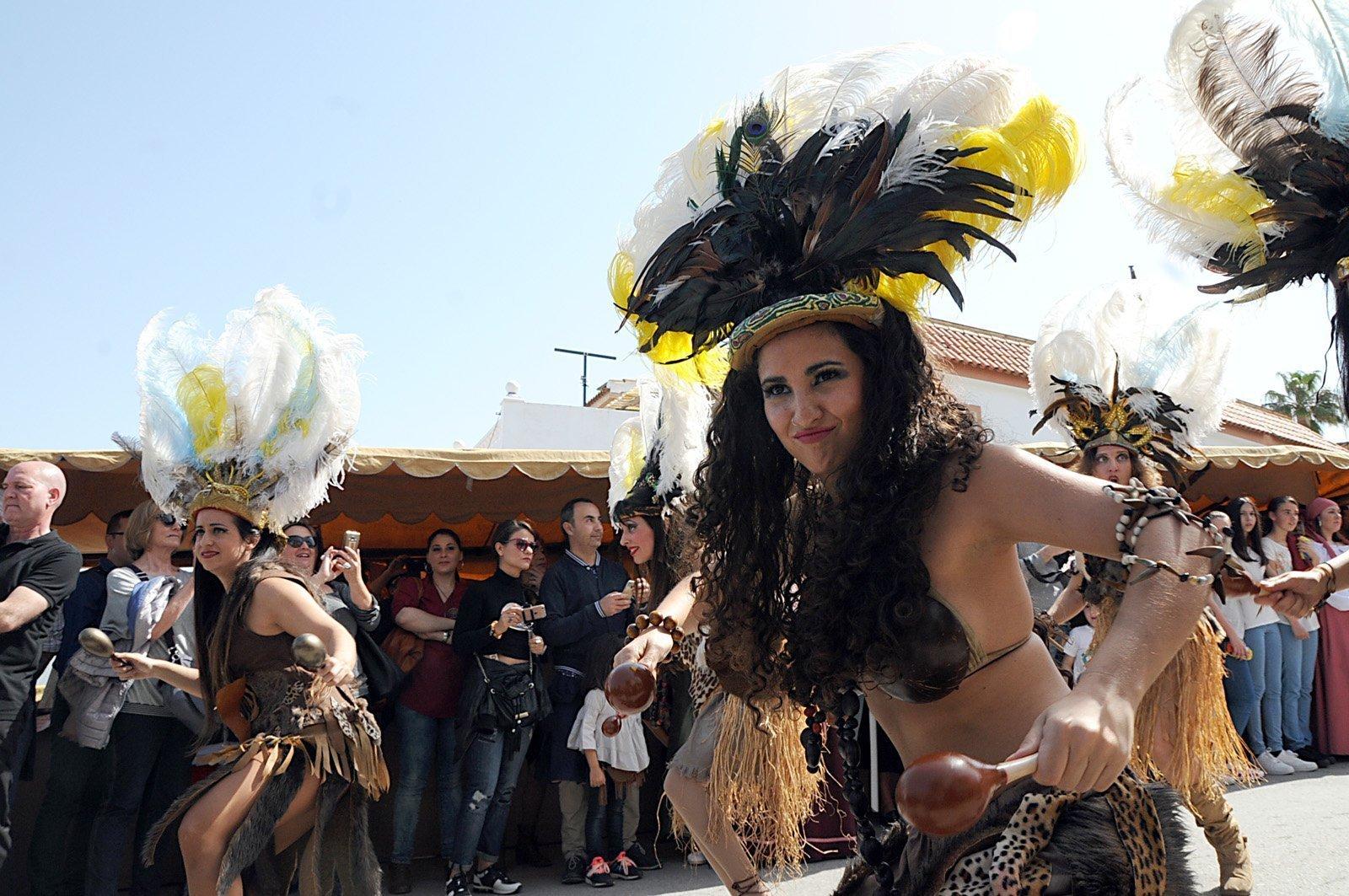 Desfile Medeieval Palos001