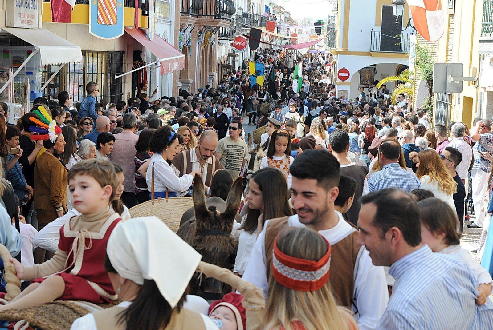 Desfile Medeieval Palos002