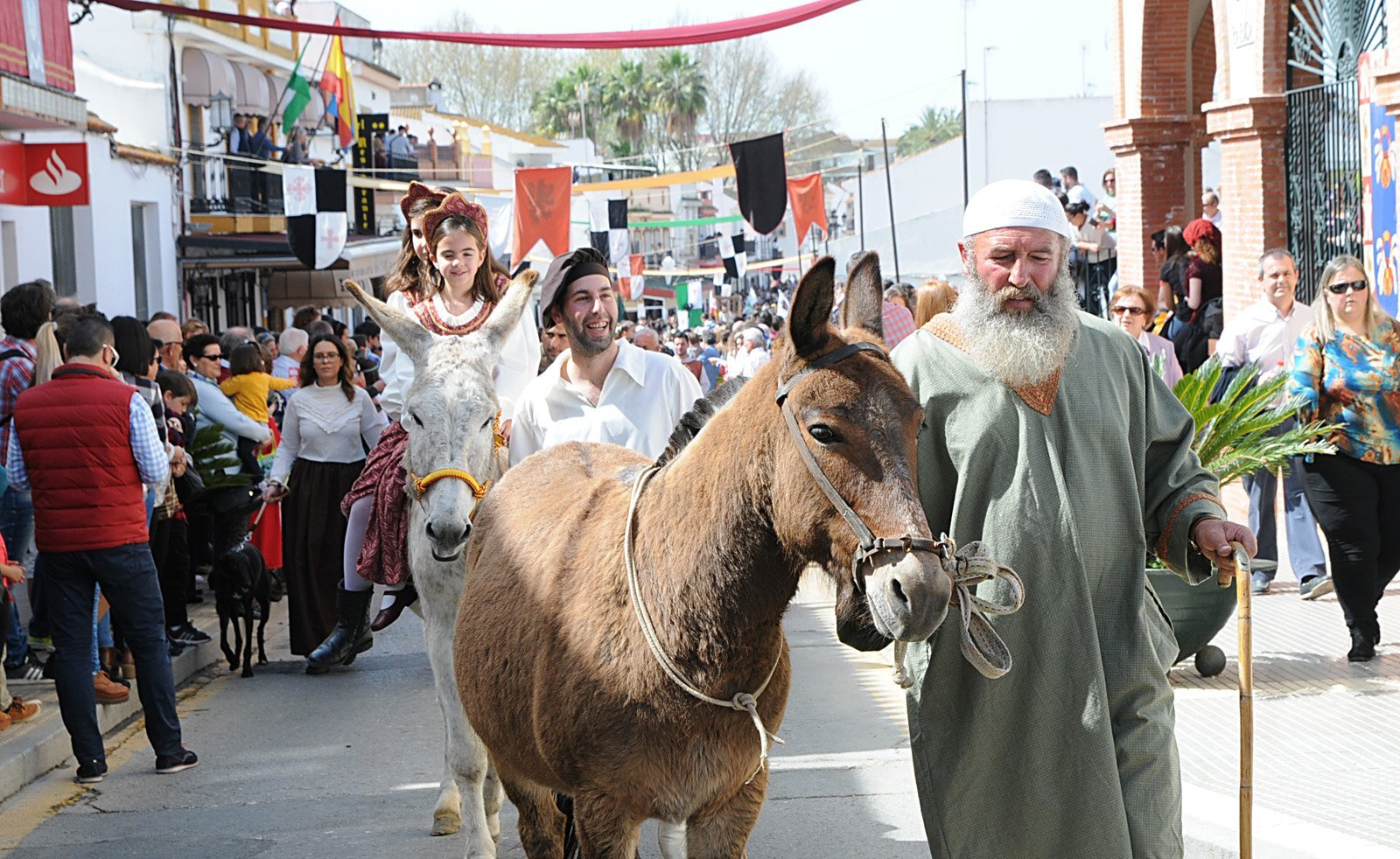 Desfile Medeieval Palos003