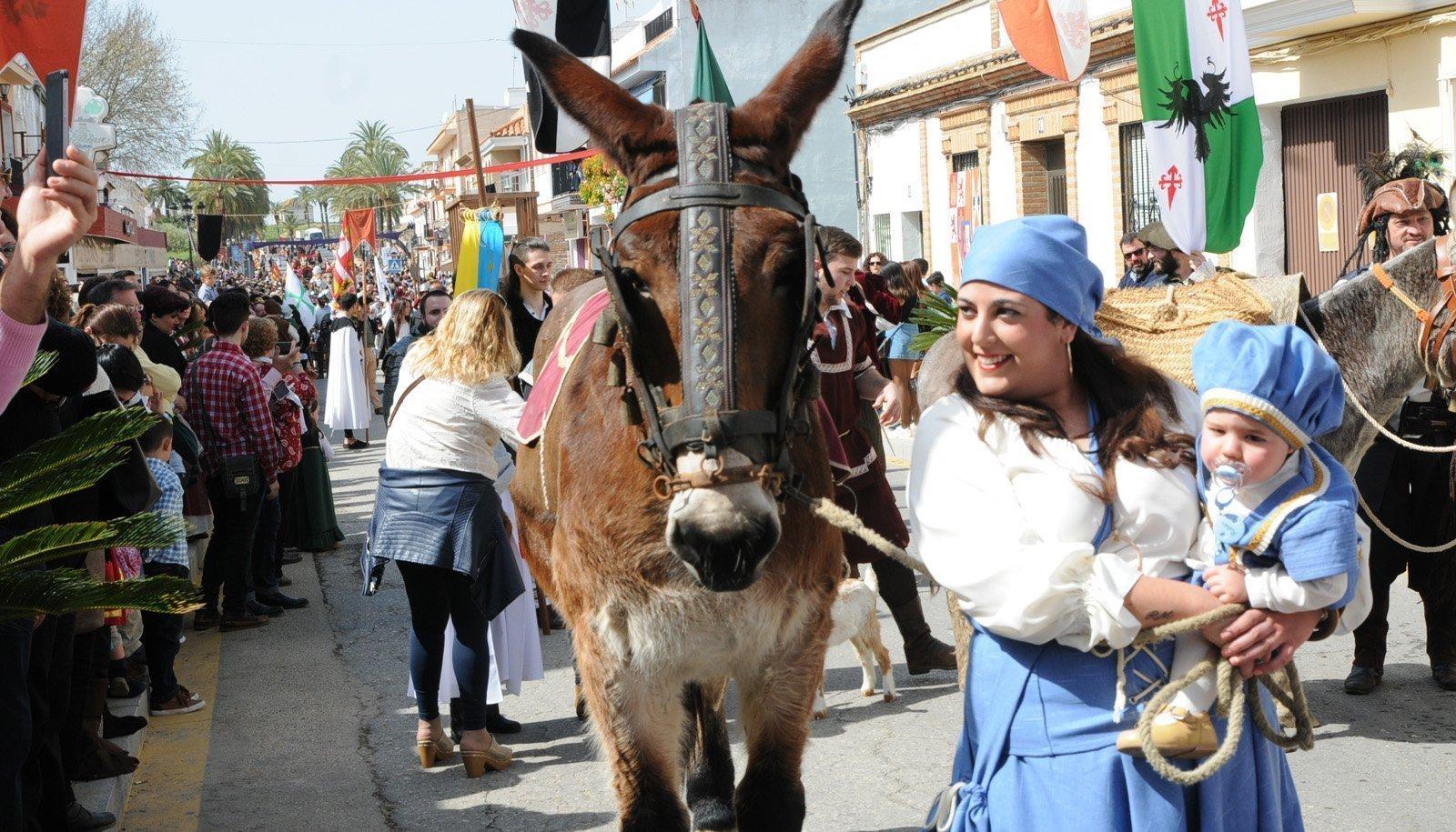 Desfile Medeieval Palos004