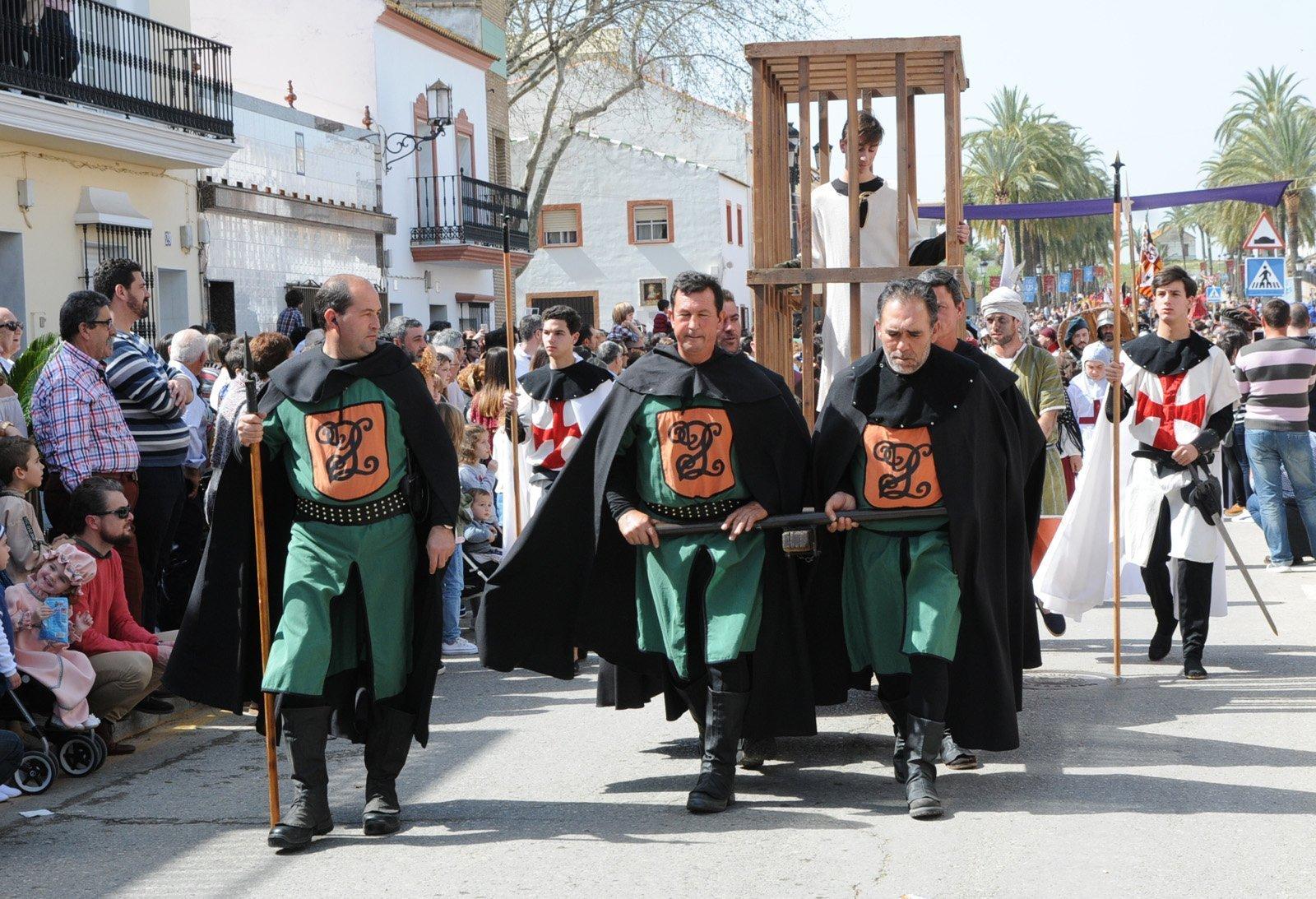 Desfile Medeieval Palos005