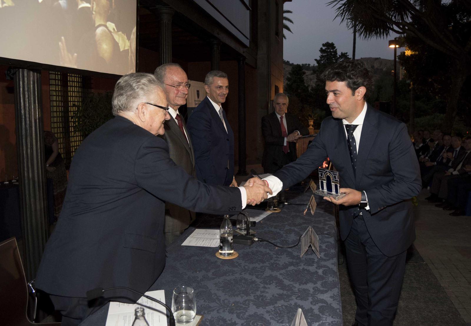 premio familia empresa_fsilva10Familia Olmedo García, de la empresa DULCES OLMEDO. (Sevilla)