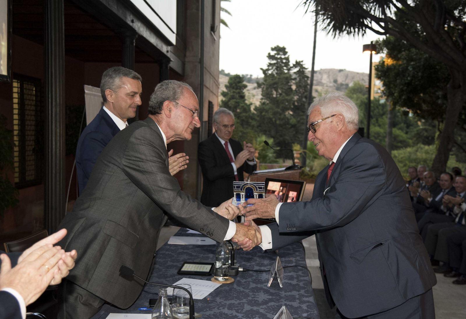 premio familia empresa_fsilva2 Familia Belzunces del GRUPO ANTONIO BELZUNCES. (Almería)