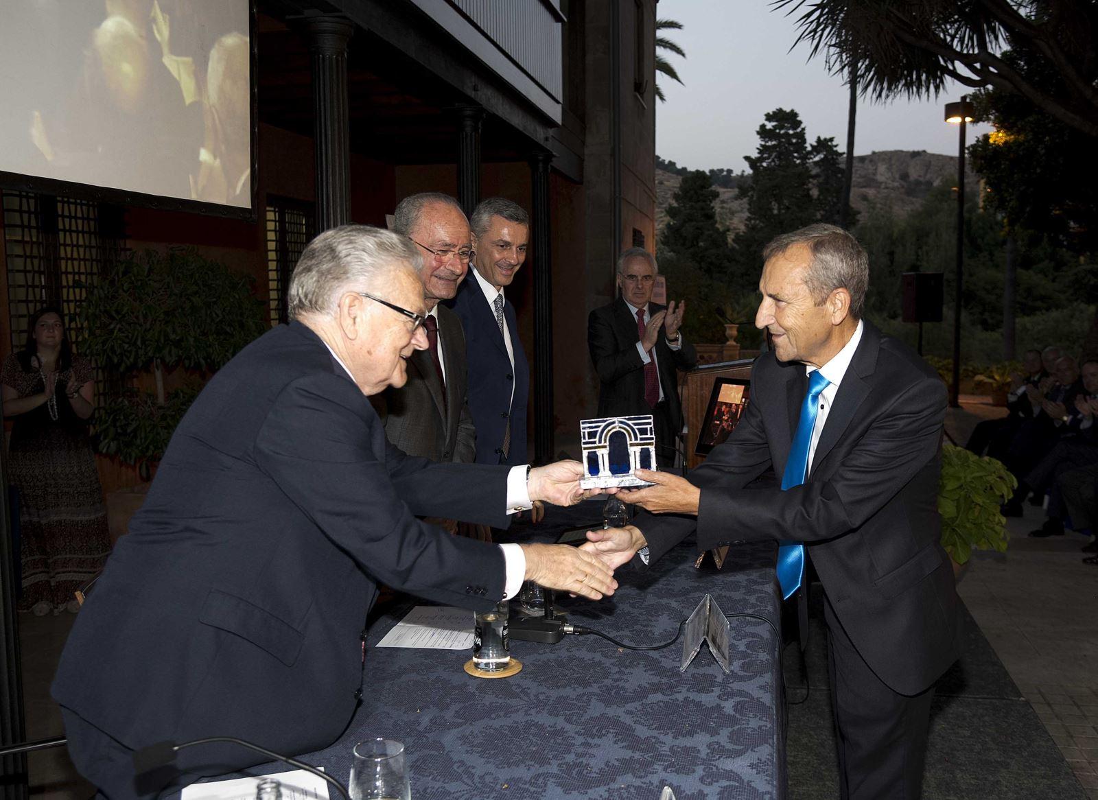 premio familia empresa_fsilva6Familia Carmona Béjar, de la empresa INQUIBA. (Extremadura)