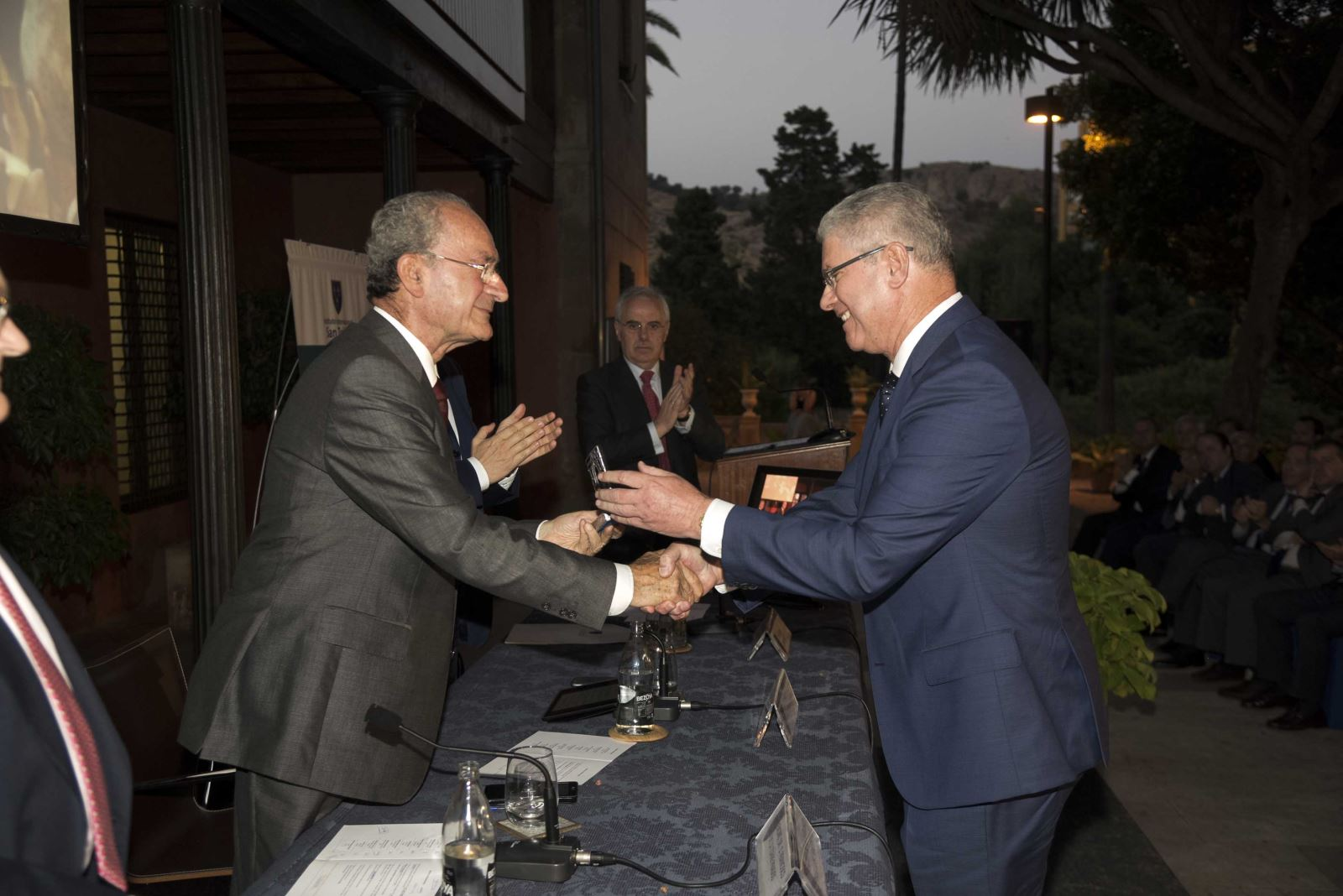 premio familia empresa_fsilva8Familia Martín, de la empresa COSTASOL. (Málaga)
