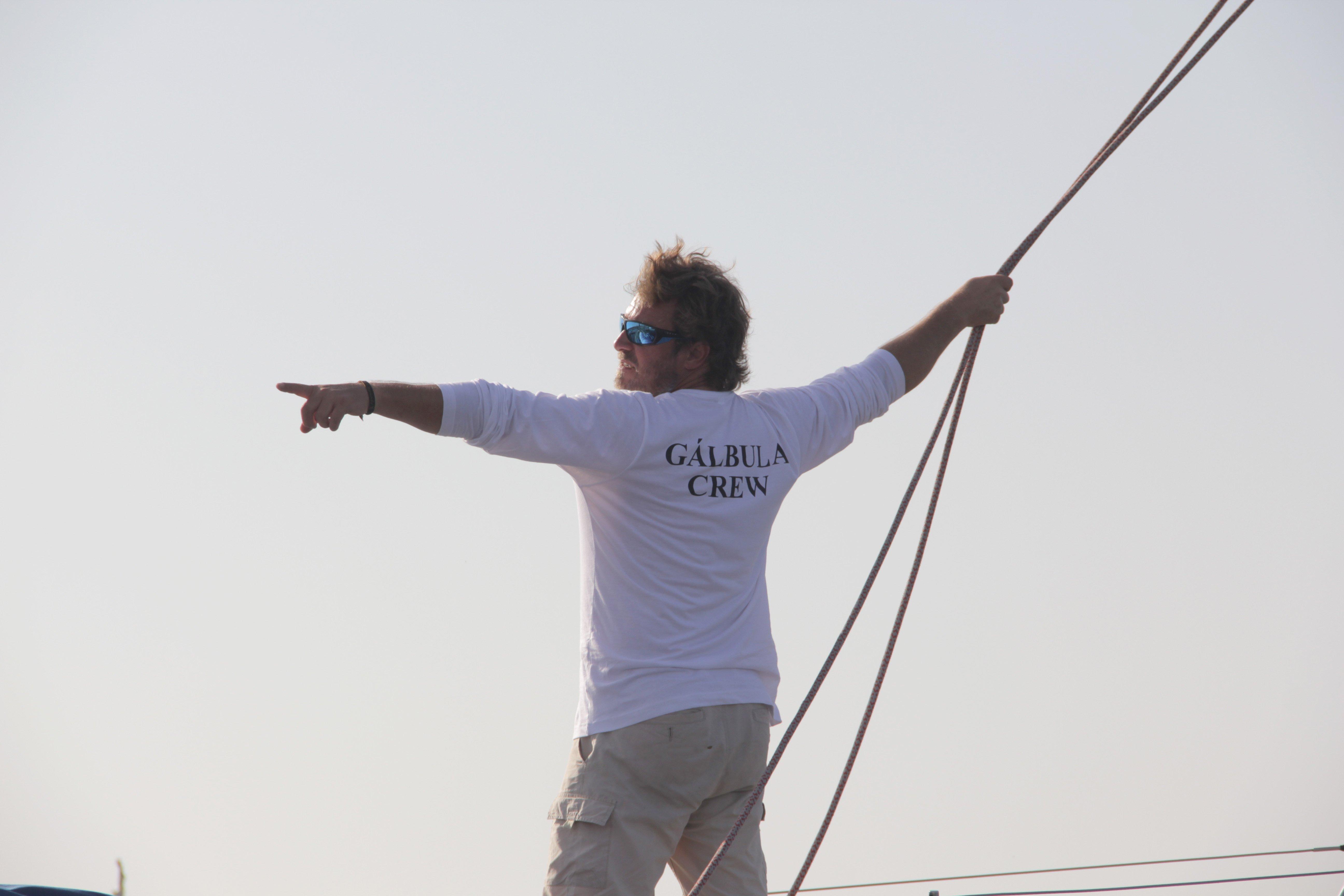 SALIDA REGATA OCEANICA 01