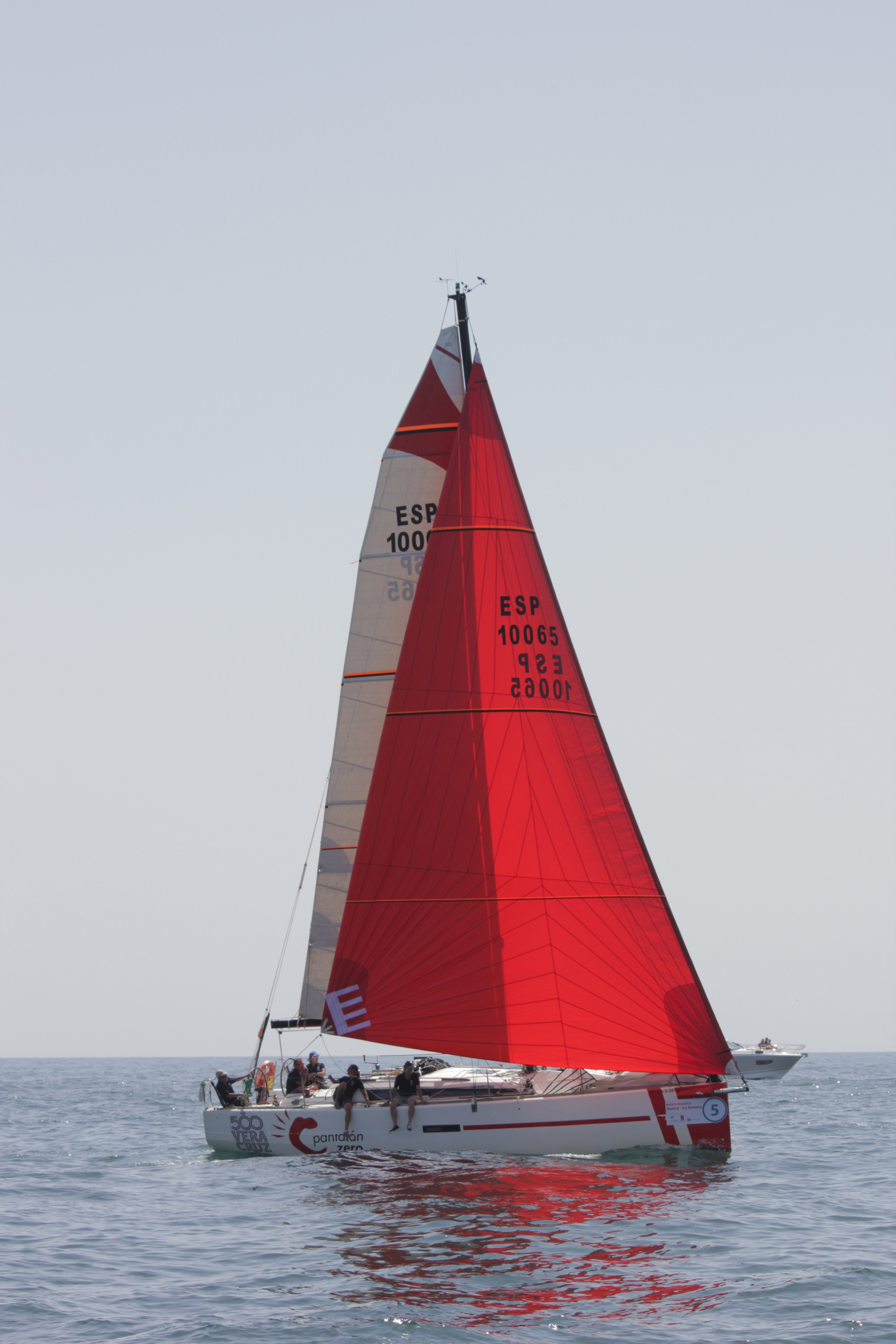 SALIDA REGATA OCEANICA 09