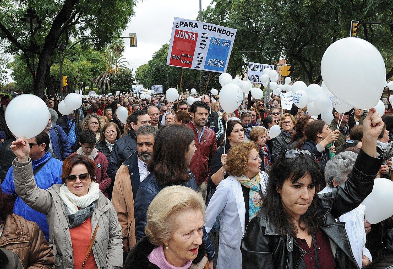 Manifestacion Sanidad Publica002