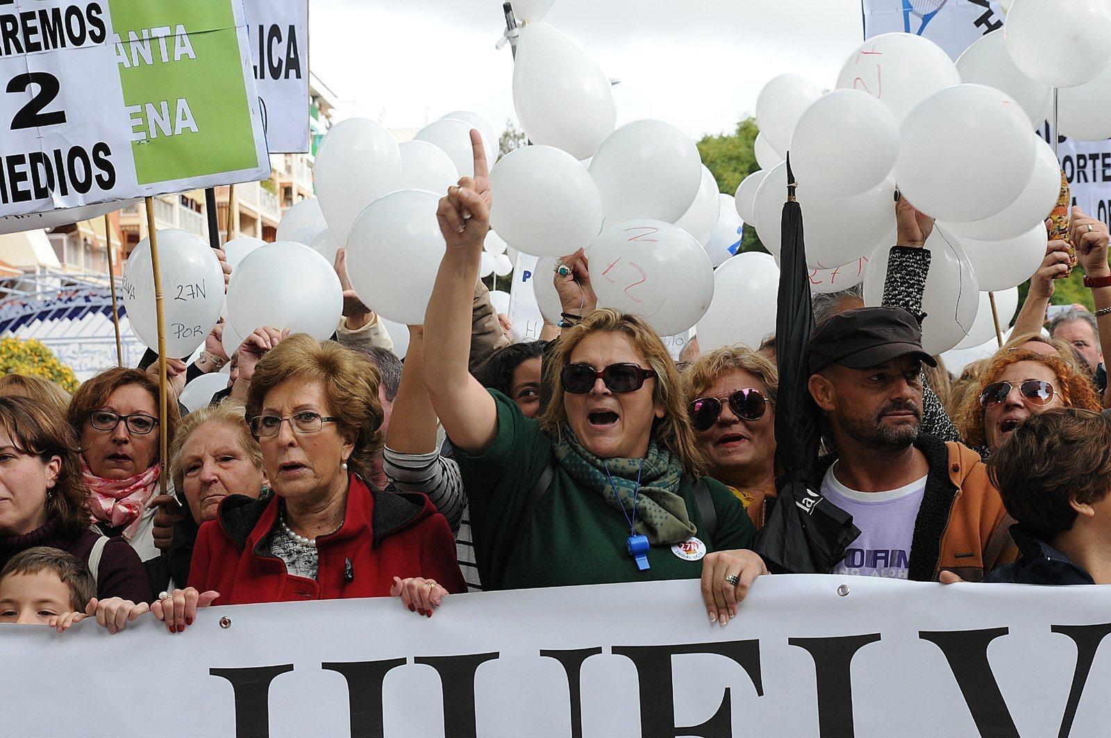 Manifestacion Sanidad Publica005