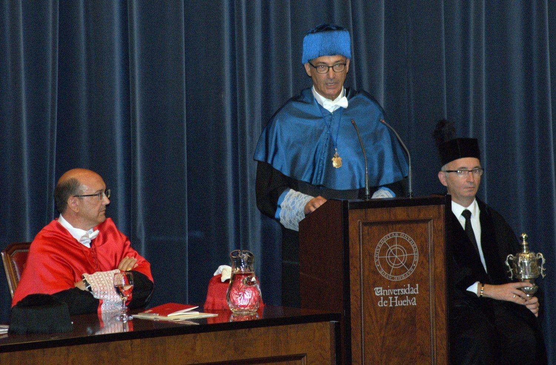 Inauguración curso UHU 2016-17