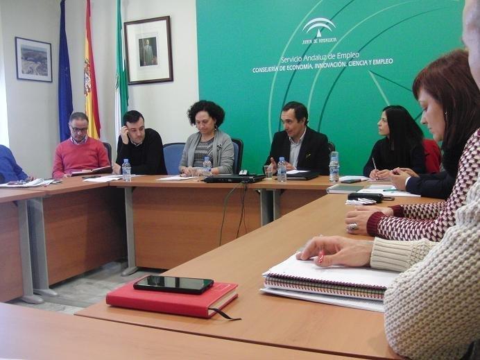La Junta quiere agilizar la puesta en marcha de los nuevos programas Emple@Joven y Emple@30+,