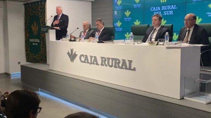 """Caja Rural del Sur aprueba las cuentas de 2015 y su presidente apuesta por un """"modelo de futuro para las cajas rurales con altura de miras y comprensión a la situación real de cada uno"""""""