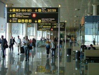 El tráfico en los aeropuertos españoles de la red de AENA creció en febrero un 16,3% con respecto al mismo mes de 2015