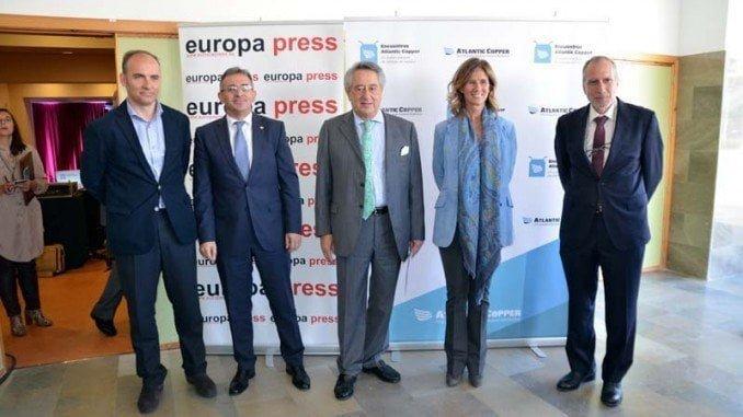 Atlantic Copper crea en Huelva un foro de debate para promover y difundir la cultura de la innovación como herramienta para la mejora de la competitividad