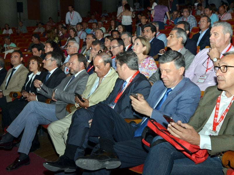 La Casa Colón acoge este importante congreso que se celebra en Huelva durante dos días