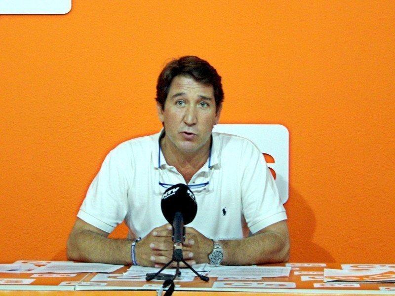 Así lo ha expresado el portavoz de Ciudadanos en la Diputación, Ruperto Gallardo