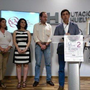 Alberto Fernández ha presentado esta iniciativa en la Diputación
