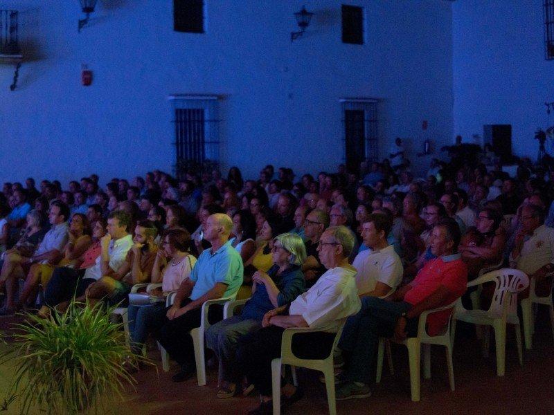 El público, como siempre, entusiasmado con el Festival