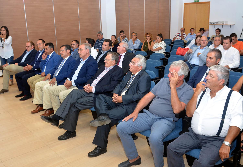 Asistentes a la sesión de clausura de Agrocosta en su XXV edición.