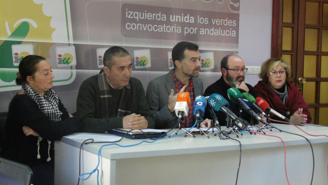 Parece que Izquierda Unida empieza a recuperar voz propia como formación política al margen de Podemos.