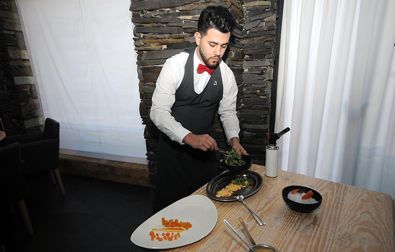 El objetivo es compartir la cultura gastronómica de grandes profesionales de la gastronomía nacional