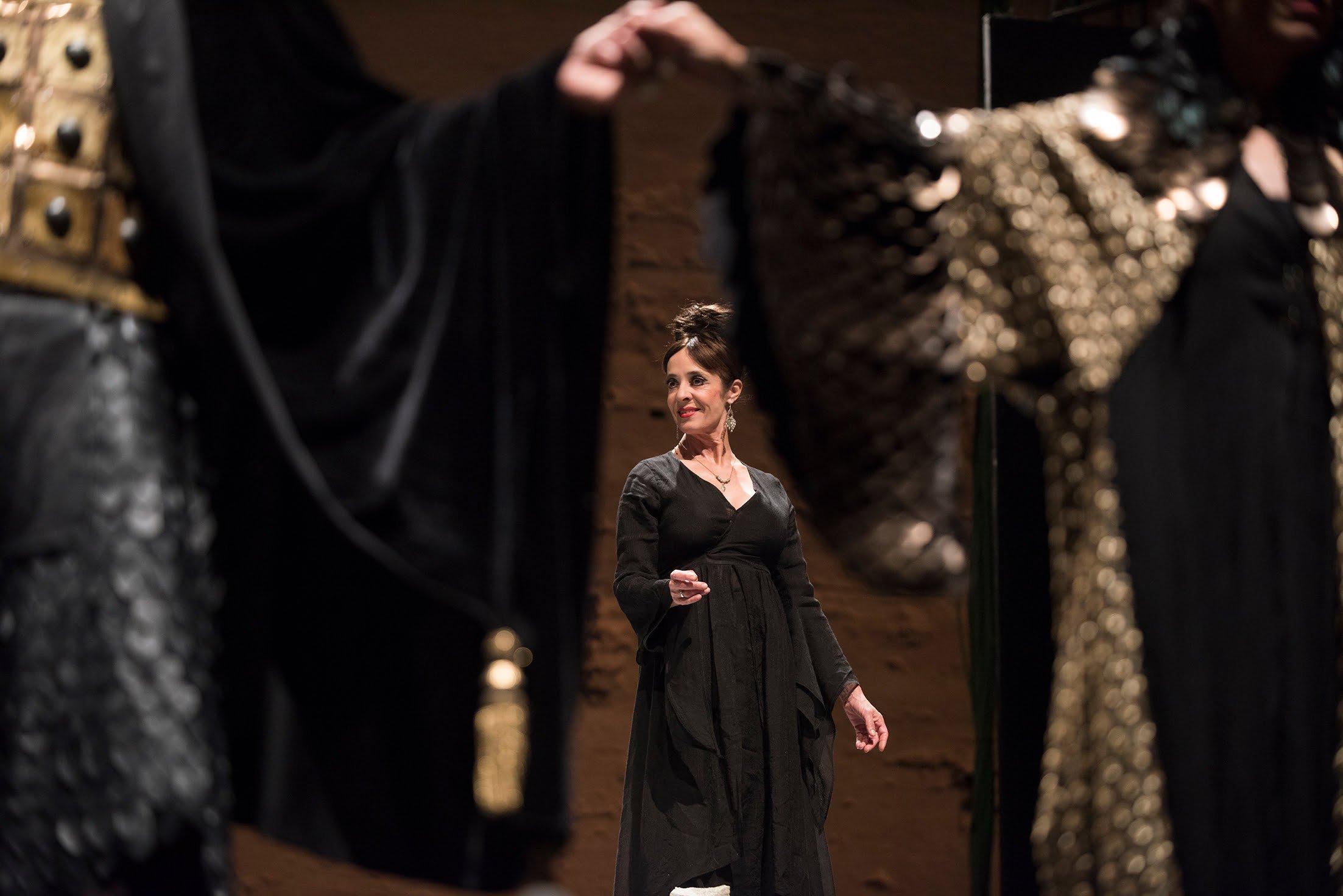 La obra ha llegado a Niebla de la mano de la  Compañía Nacional de Teatro de México