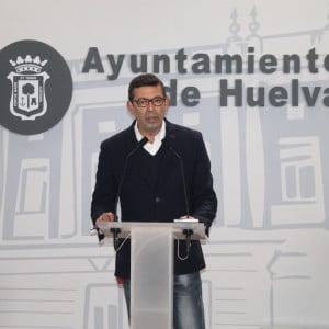 Luis Albillo, concejal de Infraestructura