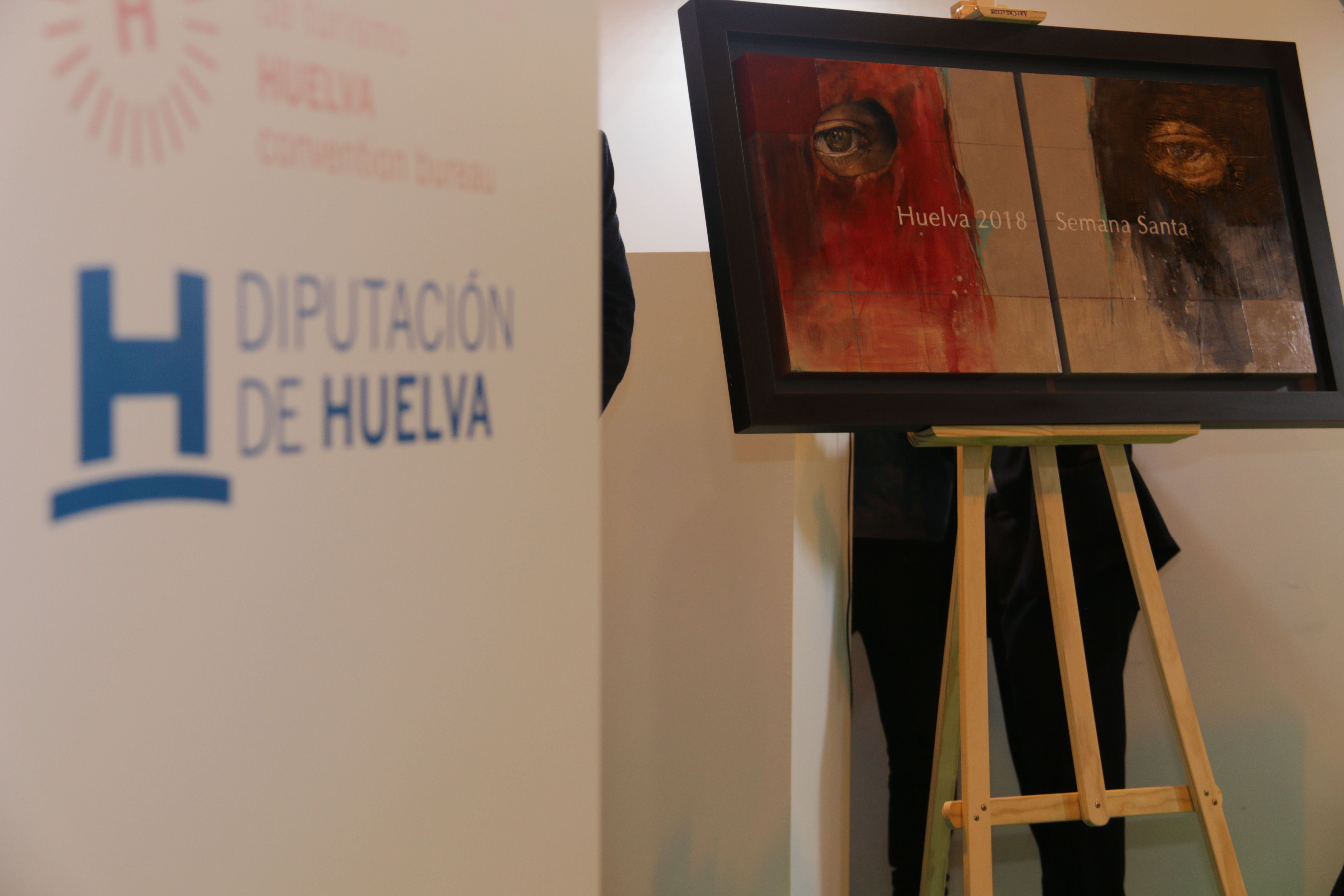 También se ha presentado el cartel de la próxima Semana Santa de Huelva