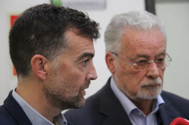 Maíllo y Maeztu comparecerán en la Comisión de Peticiones del Parlamento Europeo