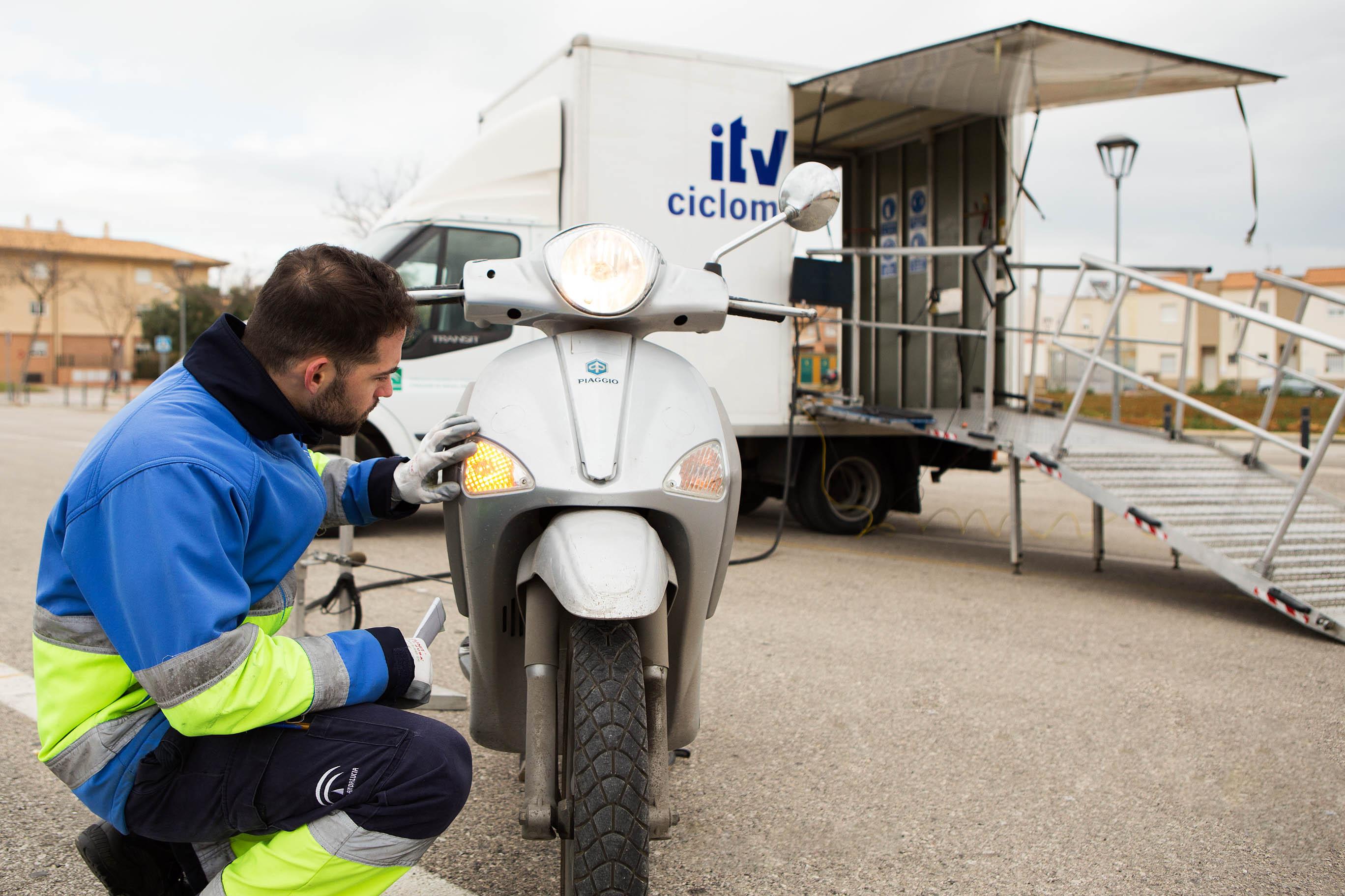 La ITV móvil de ciclomotores estará en Punta Umbría el 15 de marzo – Huelva  Red